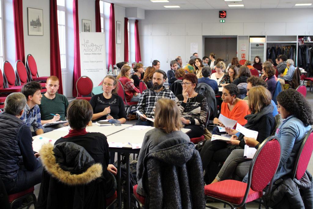 Photo des ateliers de l'événement